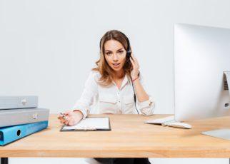 essential receptionist skills